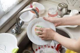 Những sai lầm khi sử dụng nước rửa chén