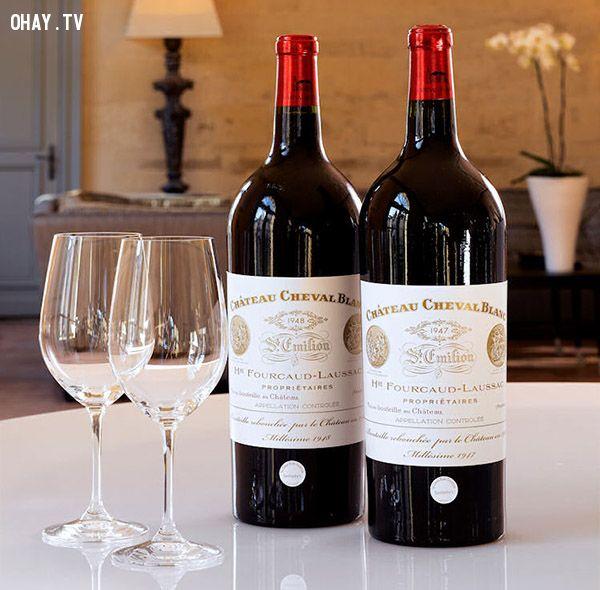 Công bố rượu vang nhập khẩu từ Pháp