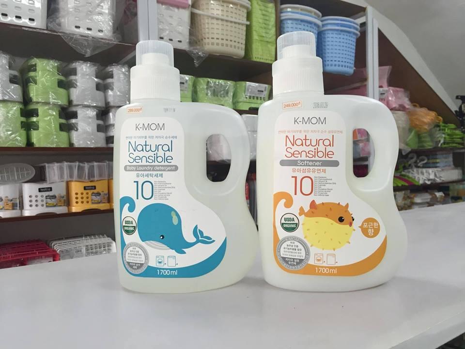 Công bố tiêu chuẩn cơ sở nước giặt hữu cơ tại Tp.HCM
